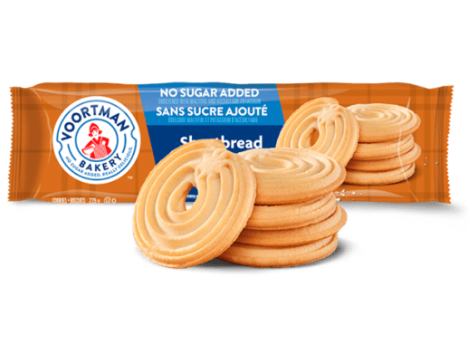 Voortman Shortbread Sin Azúcar