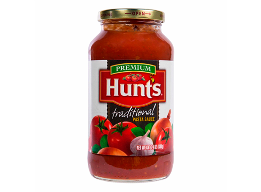 Hunt's Salsa para Pasta Tradicional