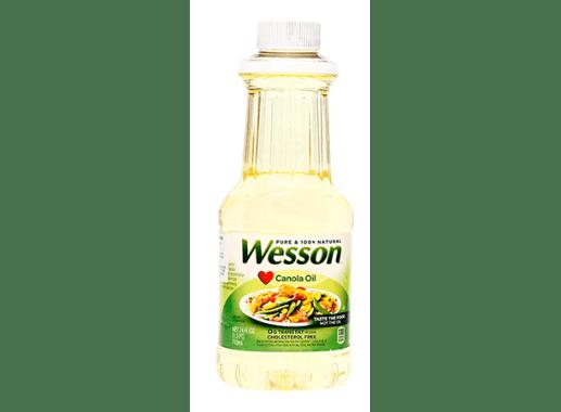 Wesson Aceite de Canola