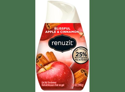 Renuzit Aromatizador en Gel Appley & Cinnamon
