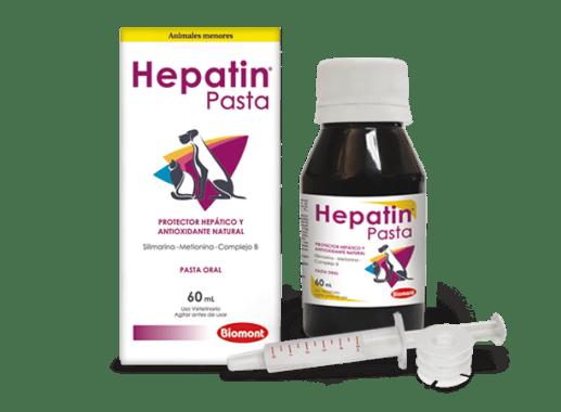 Hepatin Pasta oral