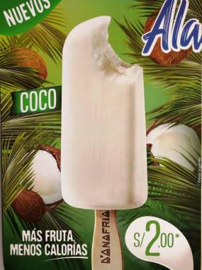 ALASKA Helado Coco 25x63.4ml PE