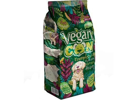 Comida Vegetal para Perros Vegancan,
