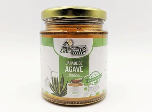 JARABE DE AGAVE FRASCO 500G ECO VALLE