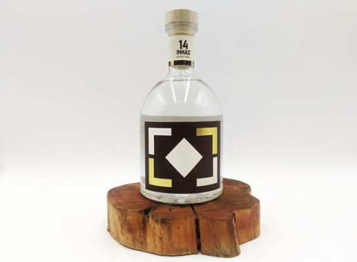 VODKA 750ML 14 INKAS