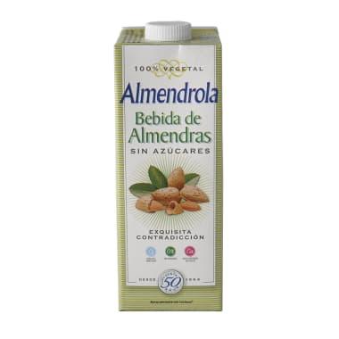 LIQUATS LECHE DE ALMENDRAS SIN AZUCARES