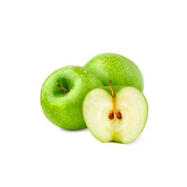 MANZANA VERDE #frutas #fresco