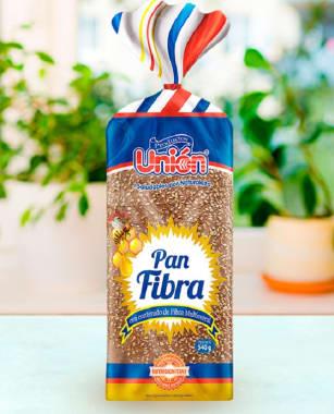 PAN FIBRA 540G UNION