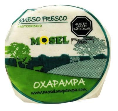 QUESO FRESCO PASTEURIZADO 500 GR MOSEL