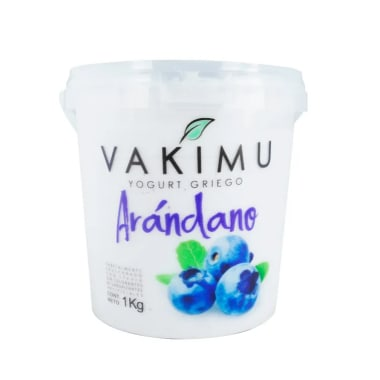 YOGURT GRIEGO ARANDANO 1 Kg VAKIMU