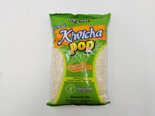 KIWICHA POP CONFITADA 80G INCA SUR