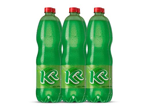 KR sabor Lima Limón 1.7L