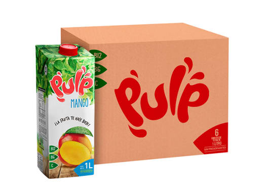 Pulp sabor Mango 1L