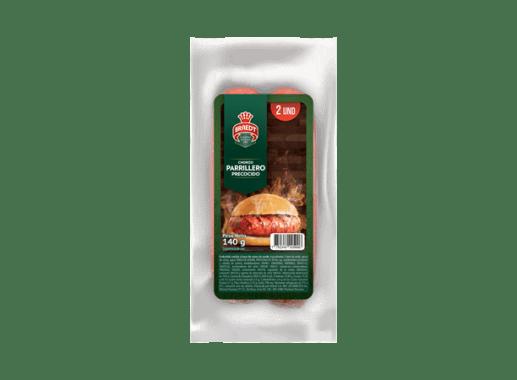 Chorizo Parrillero Precocido