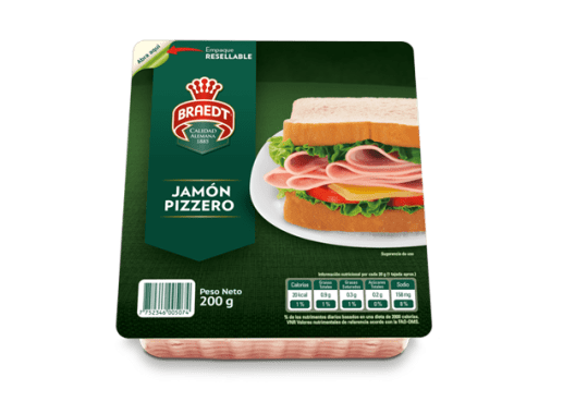 Jamón Pizzero