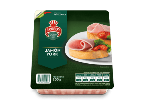 Jamon York