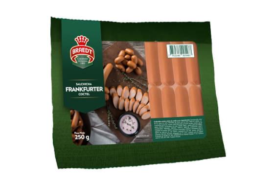 Salchicha Frankfurter Coctel