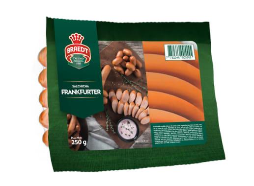 Salchicha Frankfurter