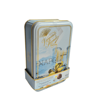 VERGANI CHOCOLATE CON CREMA DE LIMONCELLO -NAPOLI