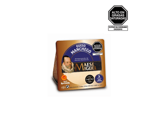Queso Manchego - Maese Miguel