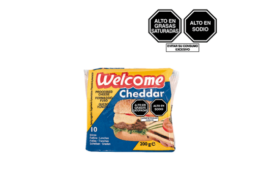 Queso Cheddar Welcome