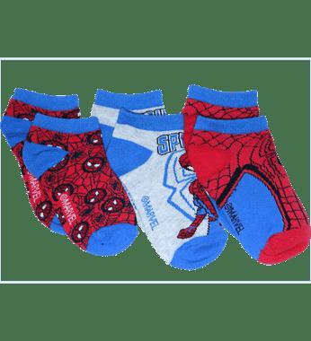 MEDIAS PACK X3 SPIDERMAN