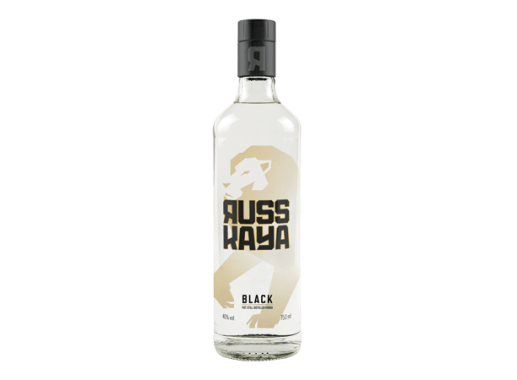 VODKA RUSSKAYA BLACK