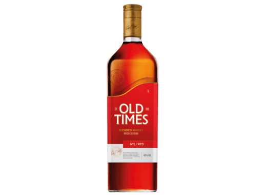 WHISKY OLD TIMES RED