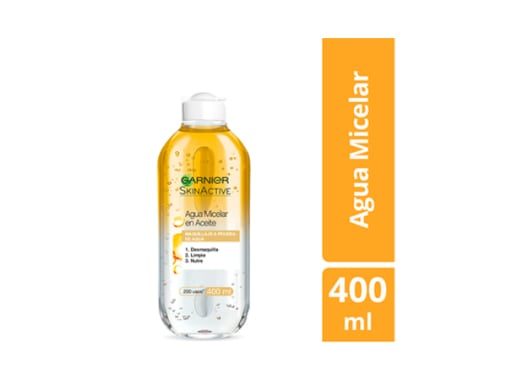 Agua Micelar en Aceite/Óleo Garnier SkinActive