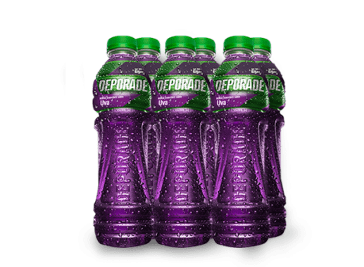 DEPORADE UVA PET NO RETORNABLE 625 ML 8