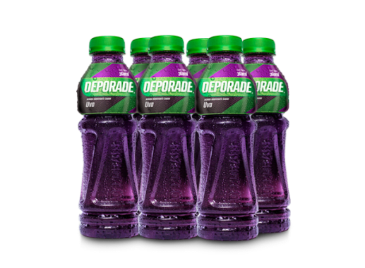 DEPORADE UVA PET NO RETORNABLE 360 ML 8