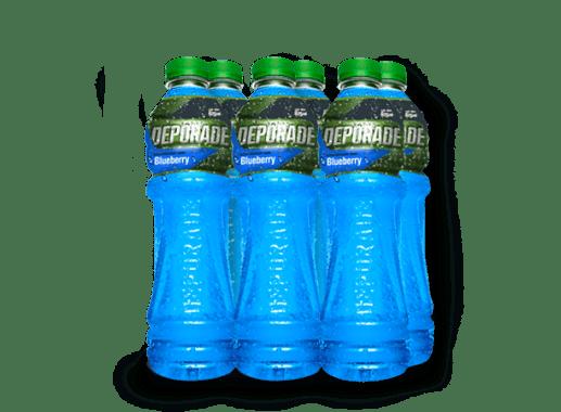 DEPORADE BLUEBERRY PET NO RETORNABLE 625 ML 8