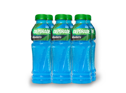 DEPORADE BLUEBERRY PET NO RETORNABLE 360 ML 8