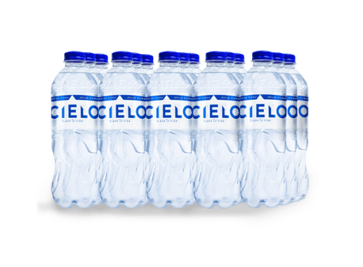 CIELO AGUA SIN GAS PET NO RETORNABLE 625 ml 15 pack