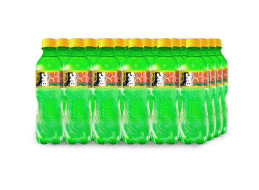 BIG TORONJA PET NO RETORNABLE 360 ml 24 pack