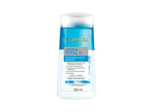 Desmaquillante bifásico todo tipo piel  L'Oréal Paris