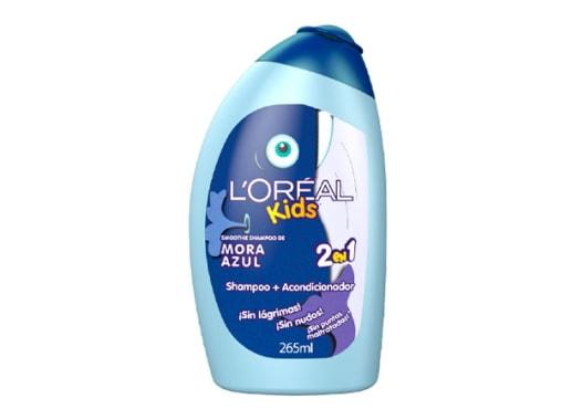 Shampoo Smoothie Mora Azul 2 en 1 L'ORÉAL Kids