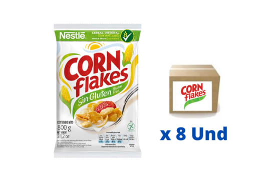 NESTLE CORN FLAKES Cereal