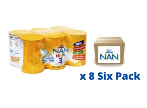 NAN 3 Form Lac Líquida Conc