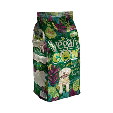 Comida vegetal para Perros Vegancan