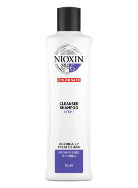 SYS6 SHAMPOO 300ML