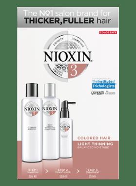 NIOXIN SYS3 TRIALKIT SH150+CN150+TR50