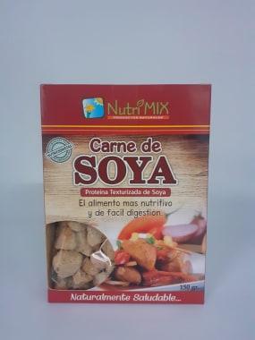 CARNE DE SOYA 150 GR TIPO POLLO NUTRIMIX