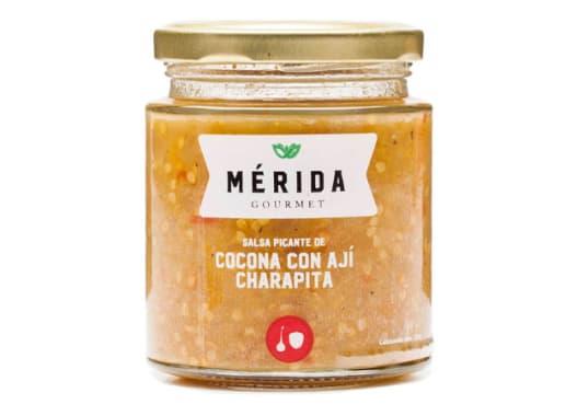 MÉRIDA - SALSA PICANTE DE COCONA CON AJÍ CHARAPITA
