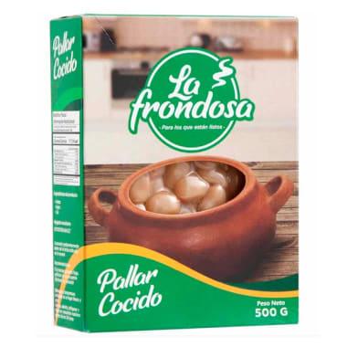 PALLAR COCIDO 500G LA FRONDOSA