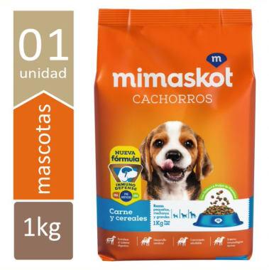 MIMASKOT CACHORROS PLUS 1kg