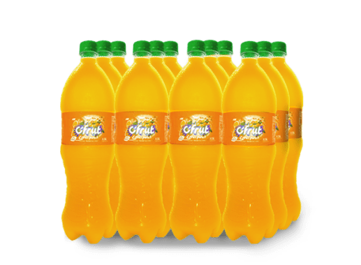 CIFRUT CITRUS PUNCH PET NO RETORNABLE 1550 ml 12 pack