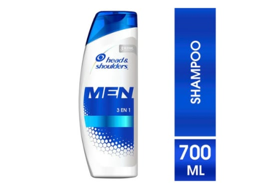 HEAD&SHOULDERS SHAMPOO 3EN1 MEN 700ML