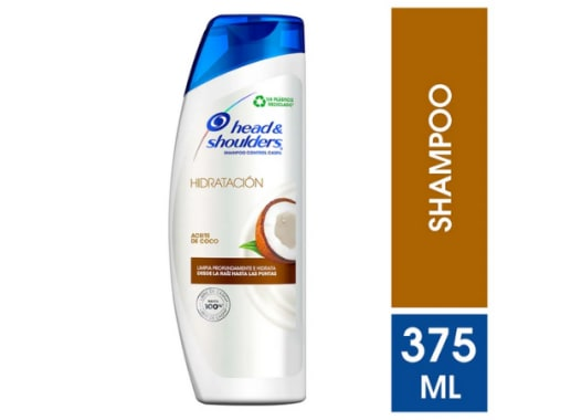 HEAD&SHOULDERS SHAMPOO COCONUT 375ML