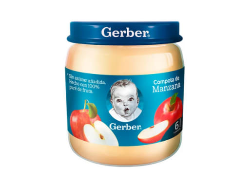 GERBER Pure Manzana 113g